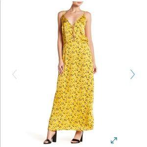 Billabong maxi slip dress
